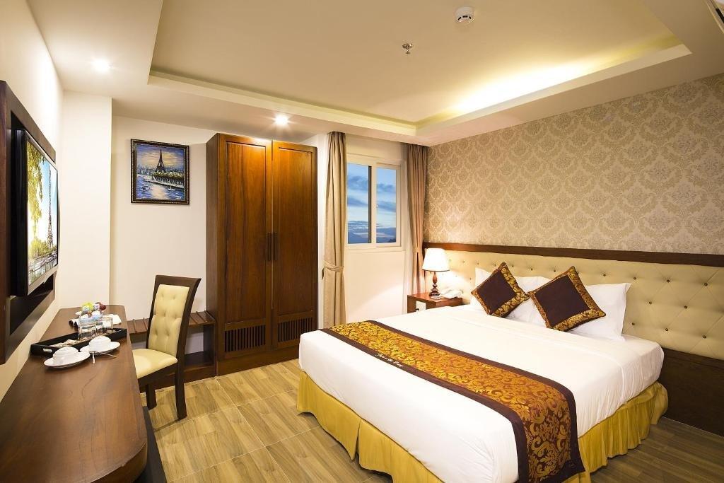 Отель «Париж» в Нячанге: отзывы