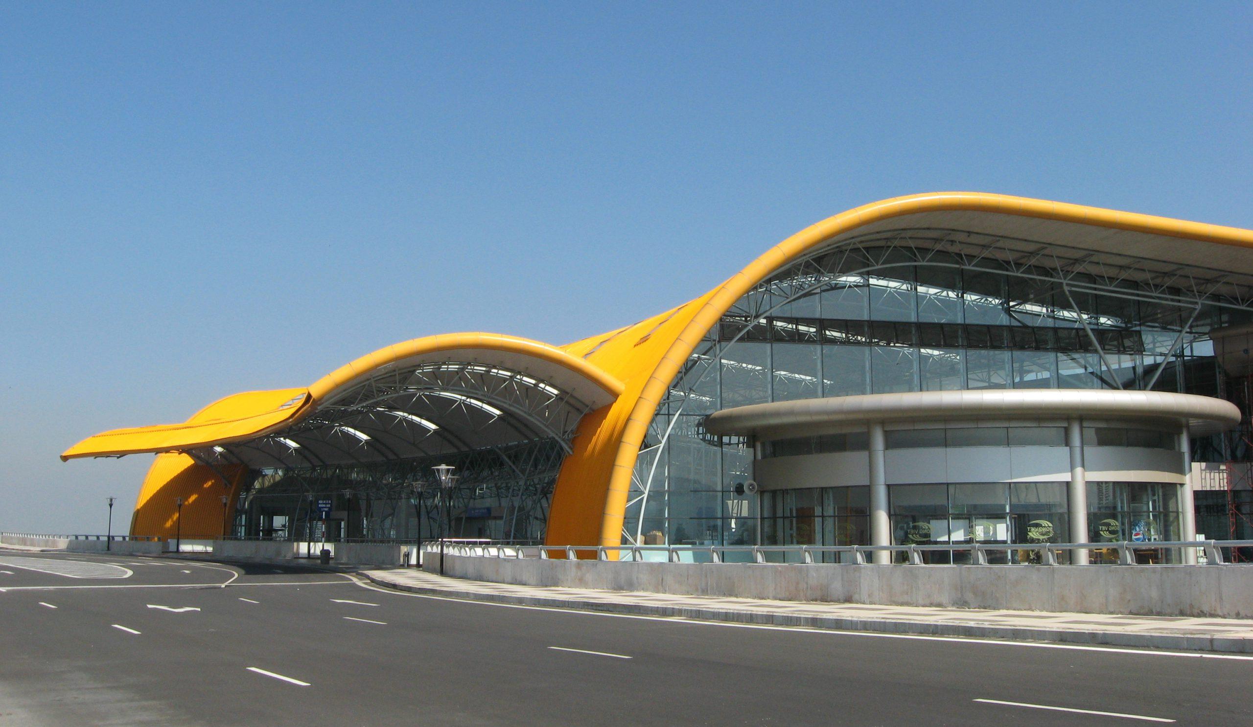 Вьетнам: международные аэропорты