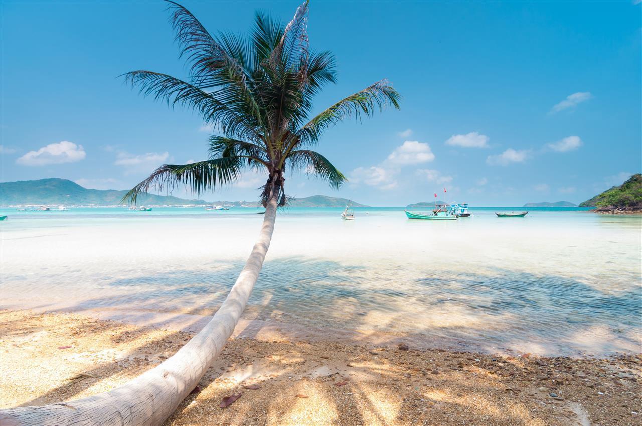 Пляжи Фукуока во Вьетнаме