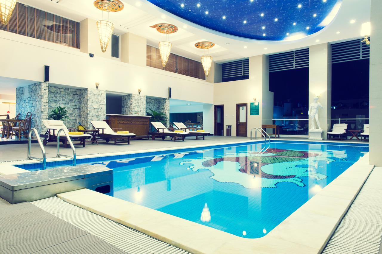 Нячанг, отель Грин Ворлд 4* (Green World Hotel 4*)