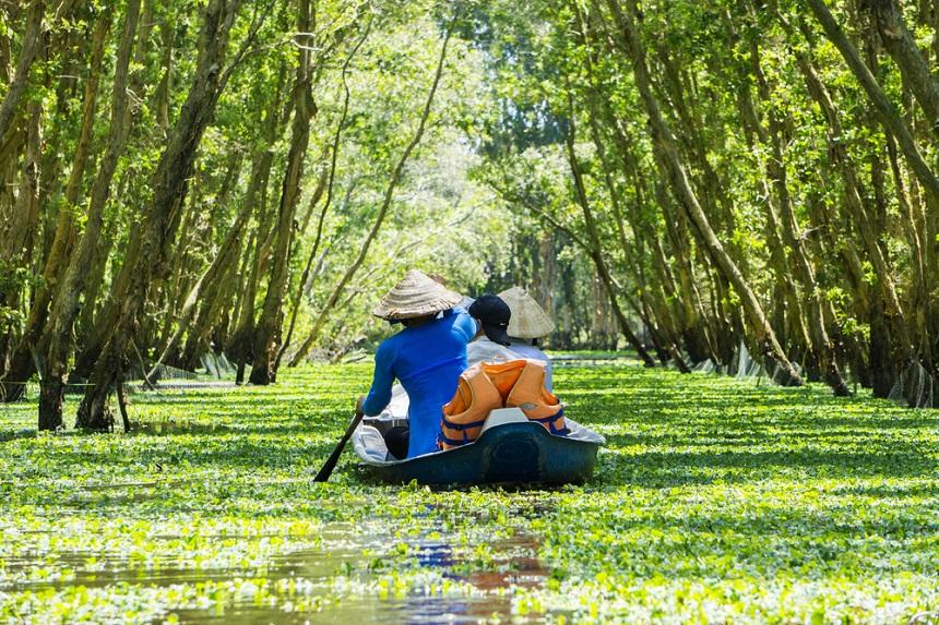 Экскурсия в дельту реки Меконг