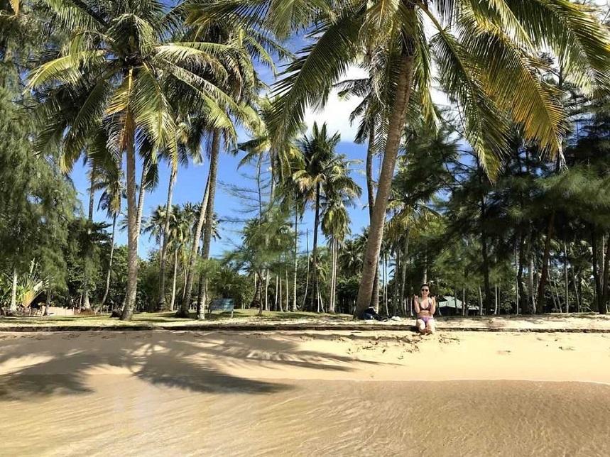 Пляжи Фукуока, Онг Ланг