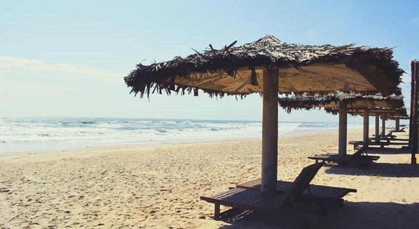 Пляж Бай Ранг - центральный пляж Муйне