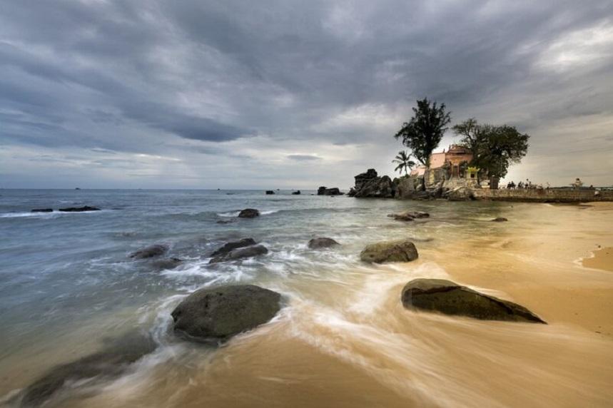 ТОП-25 лучших пляжей Вьетнама Тиен Тан