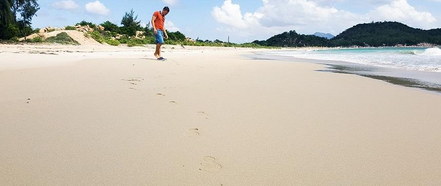 Пляж Нам , ТОП-25 лучших пляжей Вьетнама
