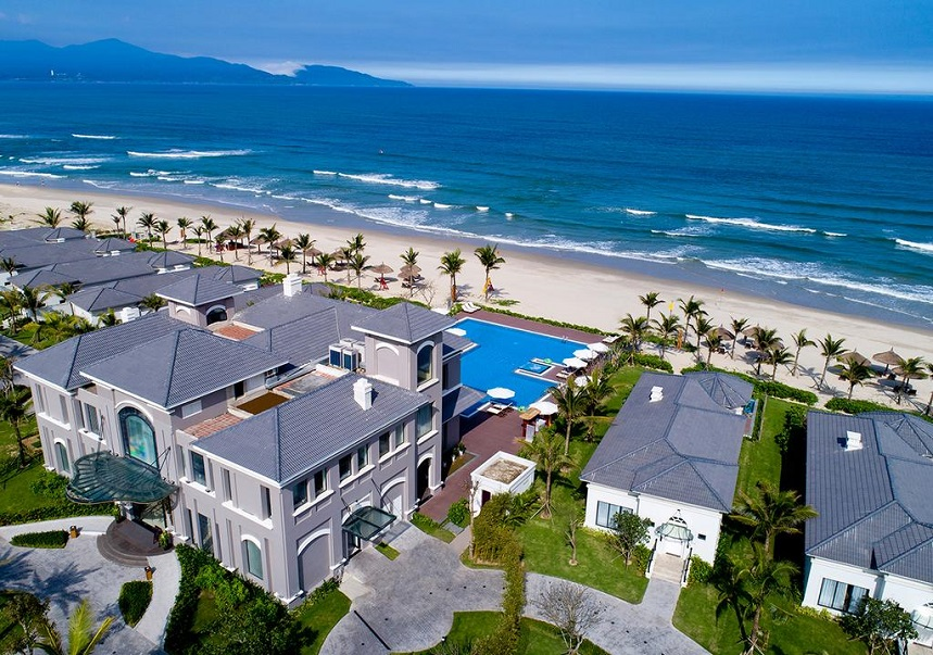 Курорт Дананг во Вьетнаме