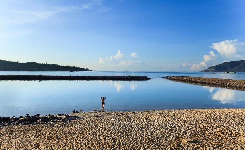 Пляж Парагон в Нячанге, Вьетнам