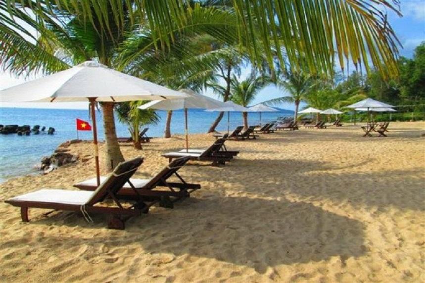 Тропический рай, пляж Онг Ланг
