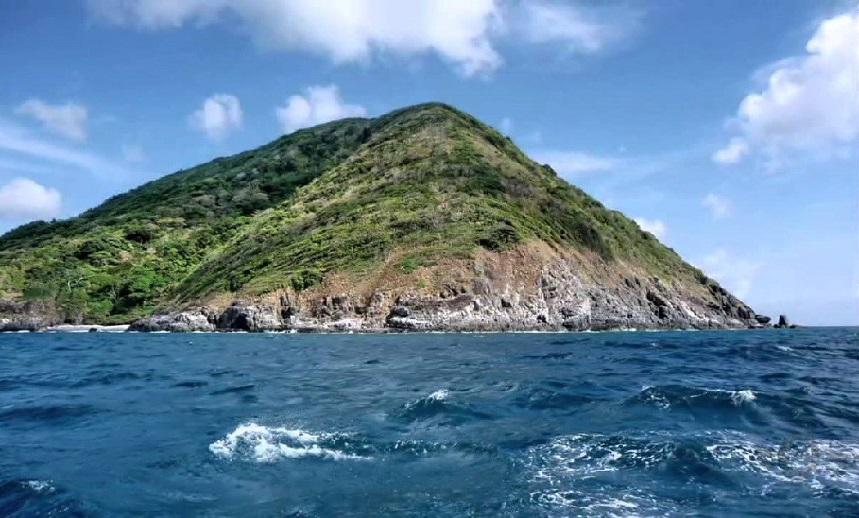 Острова Кондао расположены в Южно-Китайском море