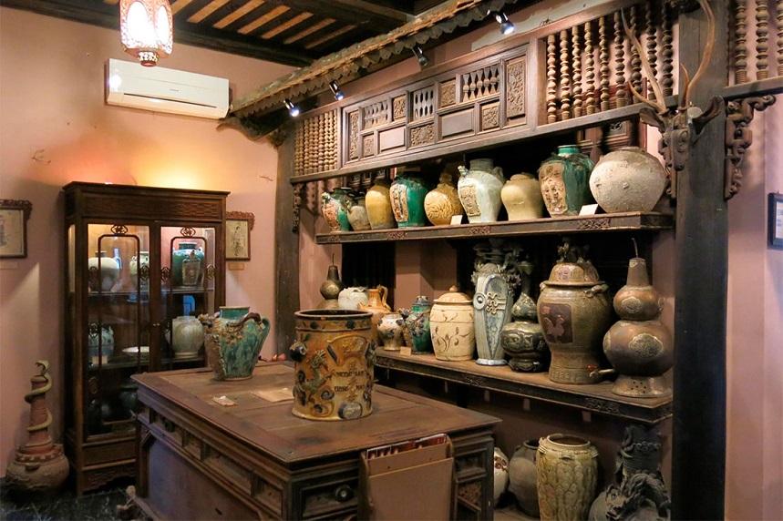 Музей традиционной вьетнамской медицины
