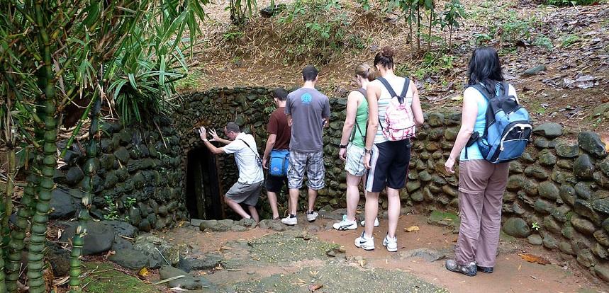 ТОП-25 достопримечательностей Вьетнама туннели Кути