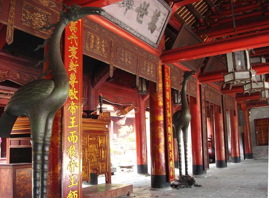 Храм литературы в Ханое