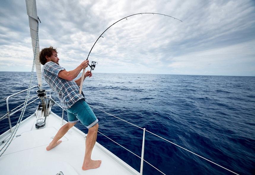 Морская рыбалка на острове Фукуок