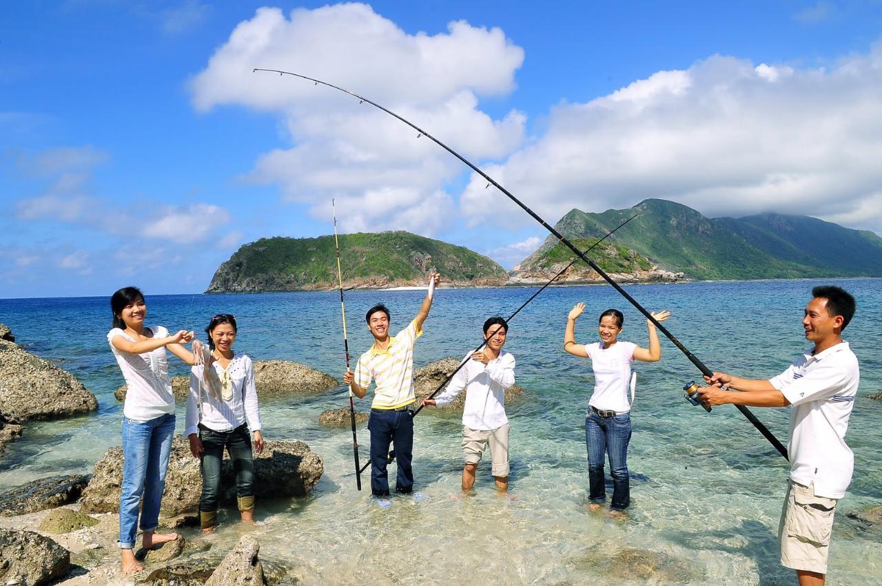 Рыбалка на Фукуок