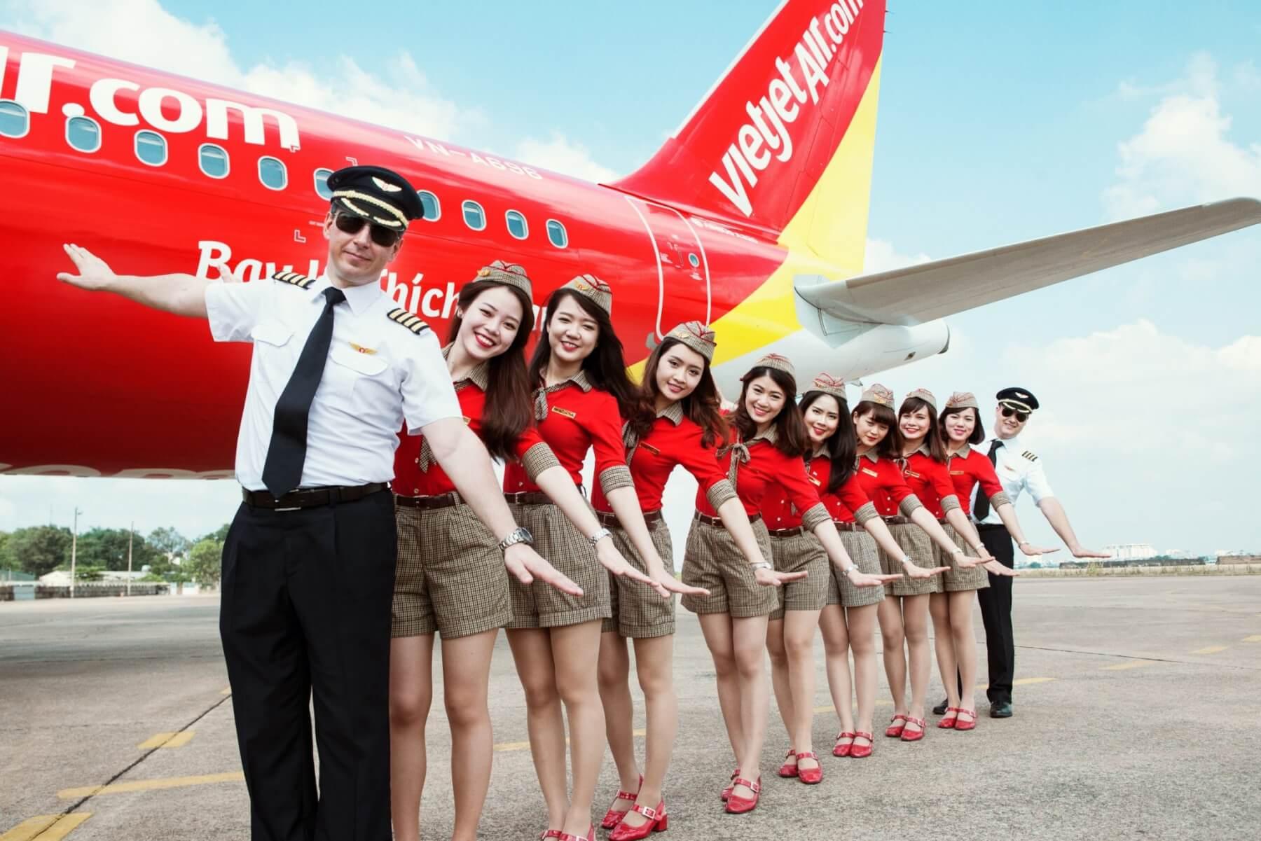 Фото Viet Jet Air