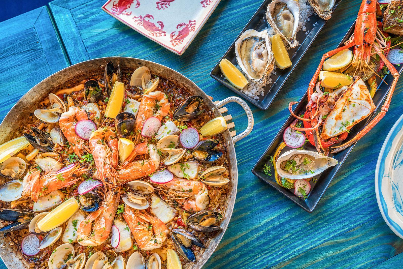 Фото морепродуктов