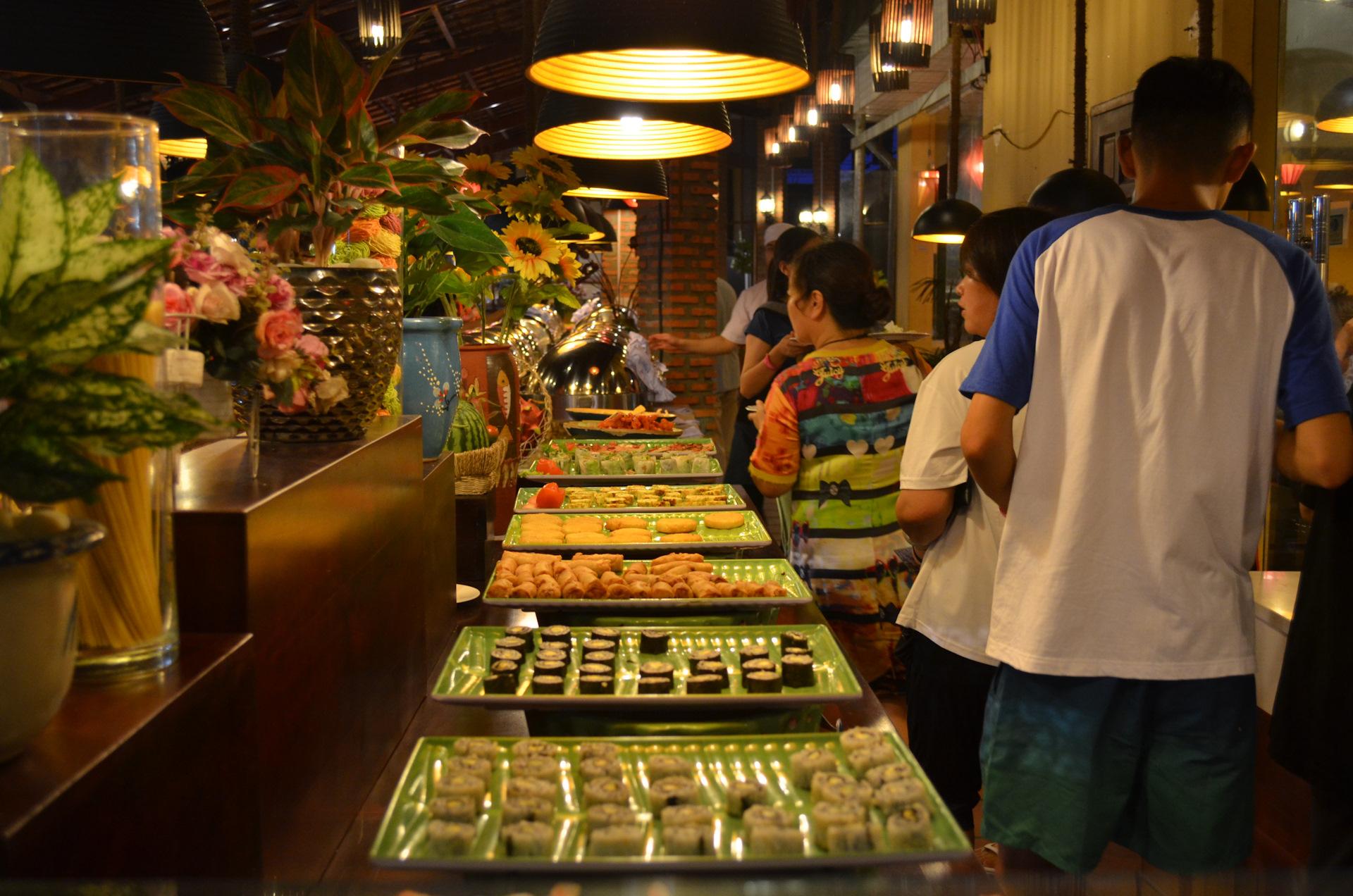 Фото ресторана в Нячанге