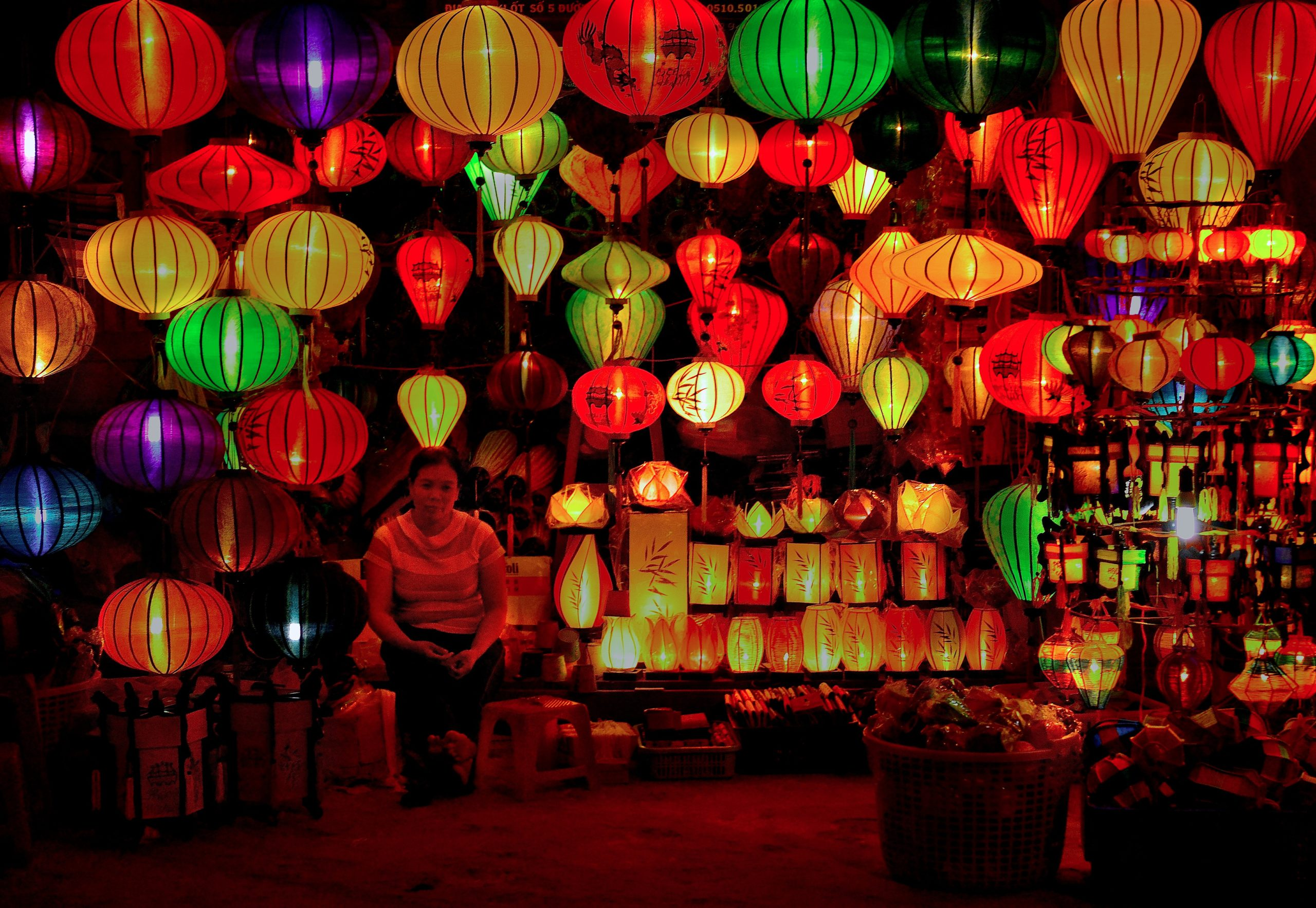Фото магазина во Вьетнаме
