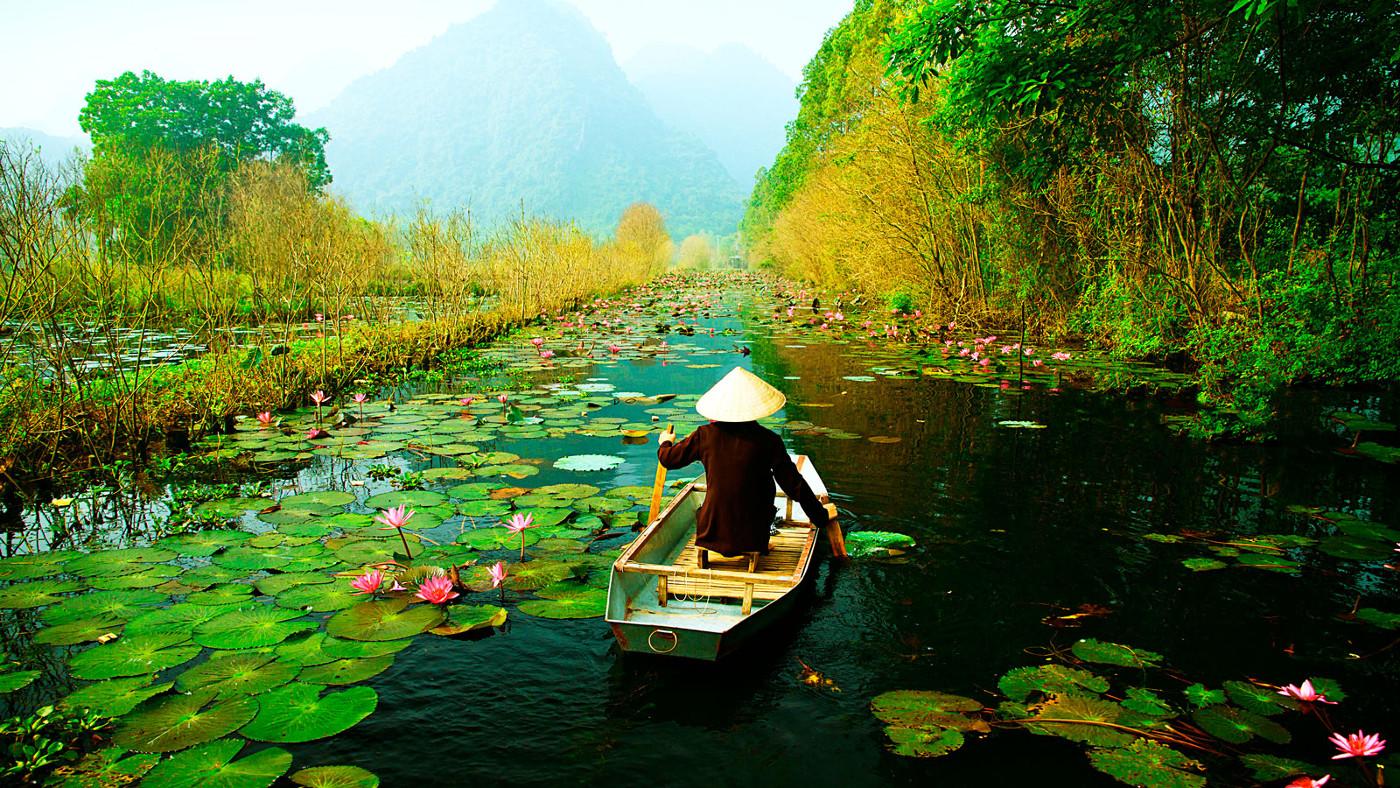 Фото Вьетнама в апреле