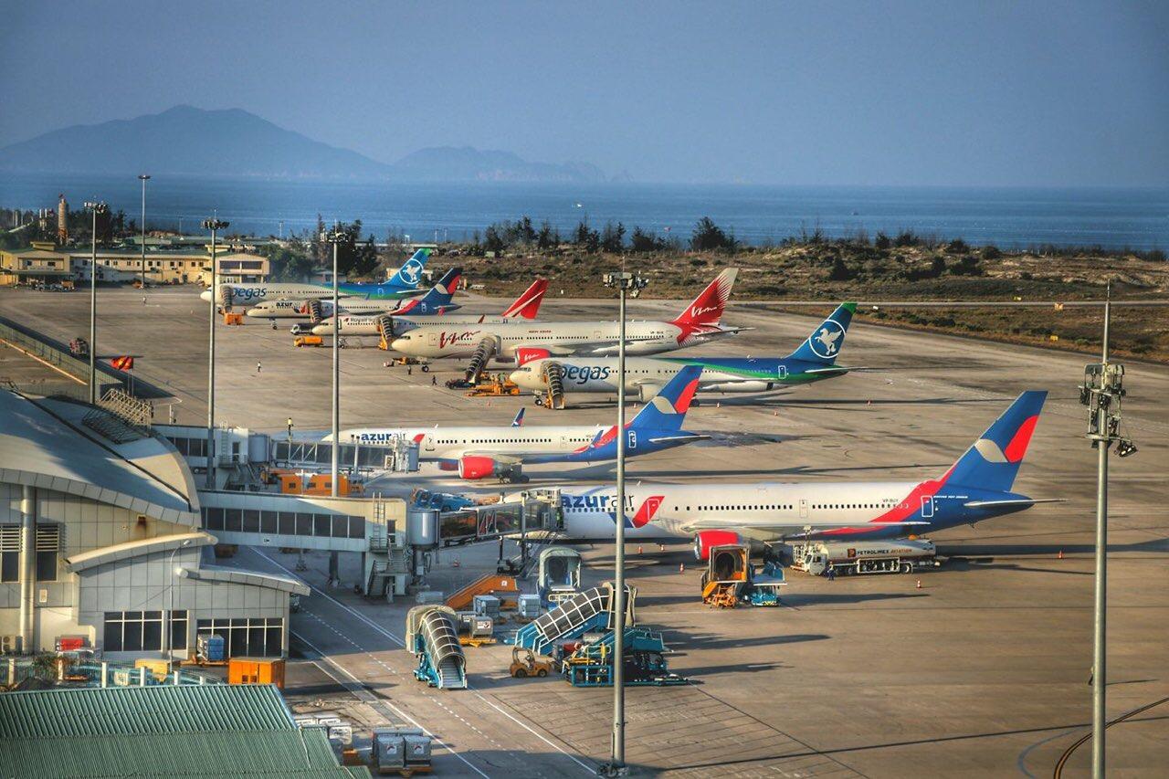 Фото аэропорта Камрань