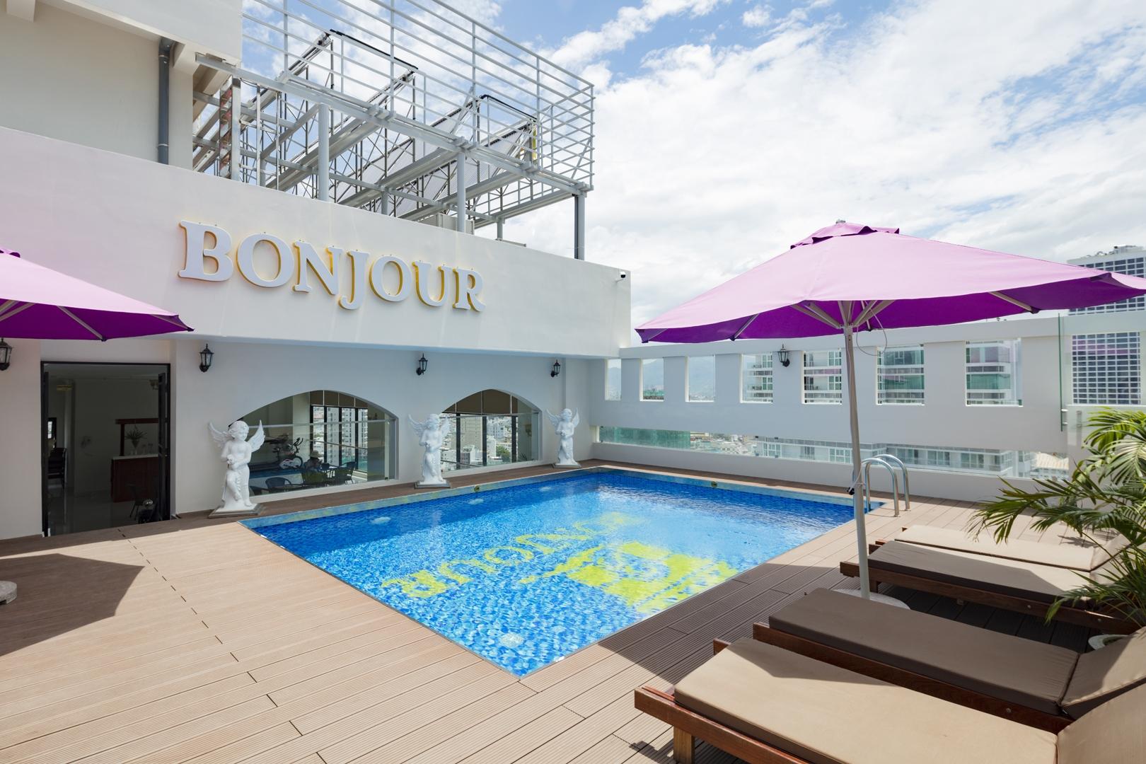 Фото Bonjour Nha Trang Hotel 4*