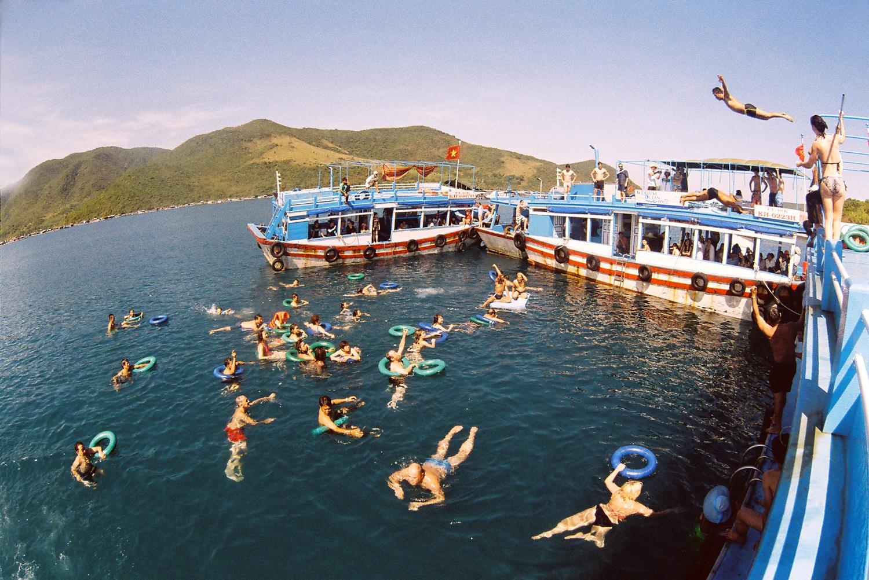 Фото морской экскурсии