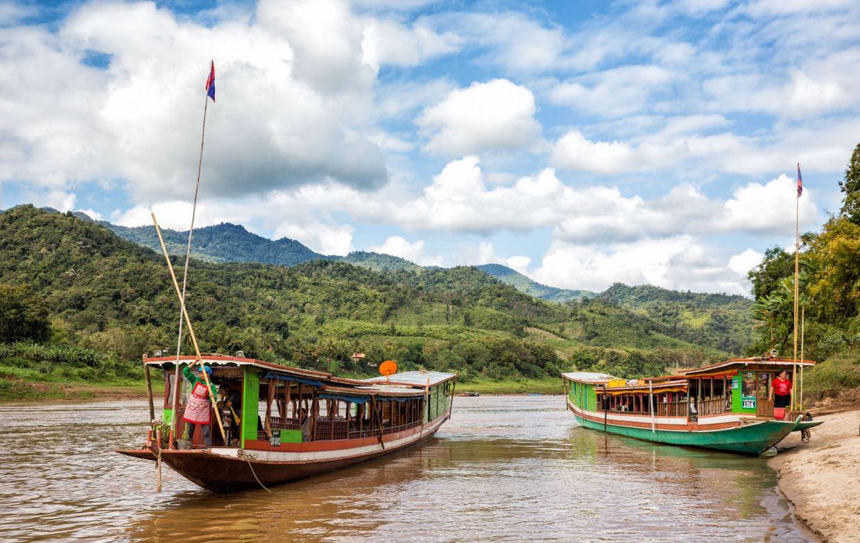 Фото реки Меконг