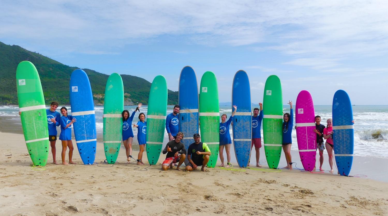 Фото серфинга