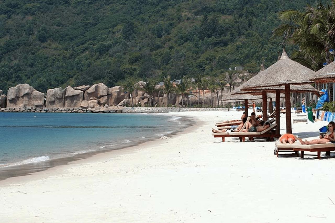 Высокий сезон на курорте