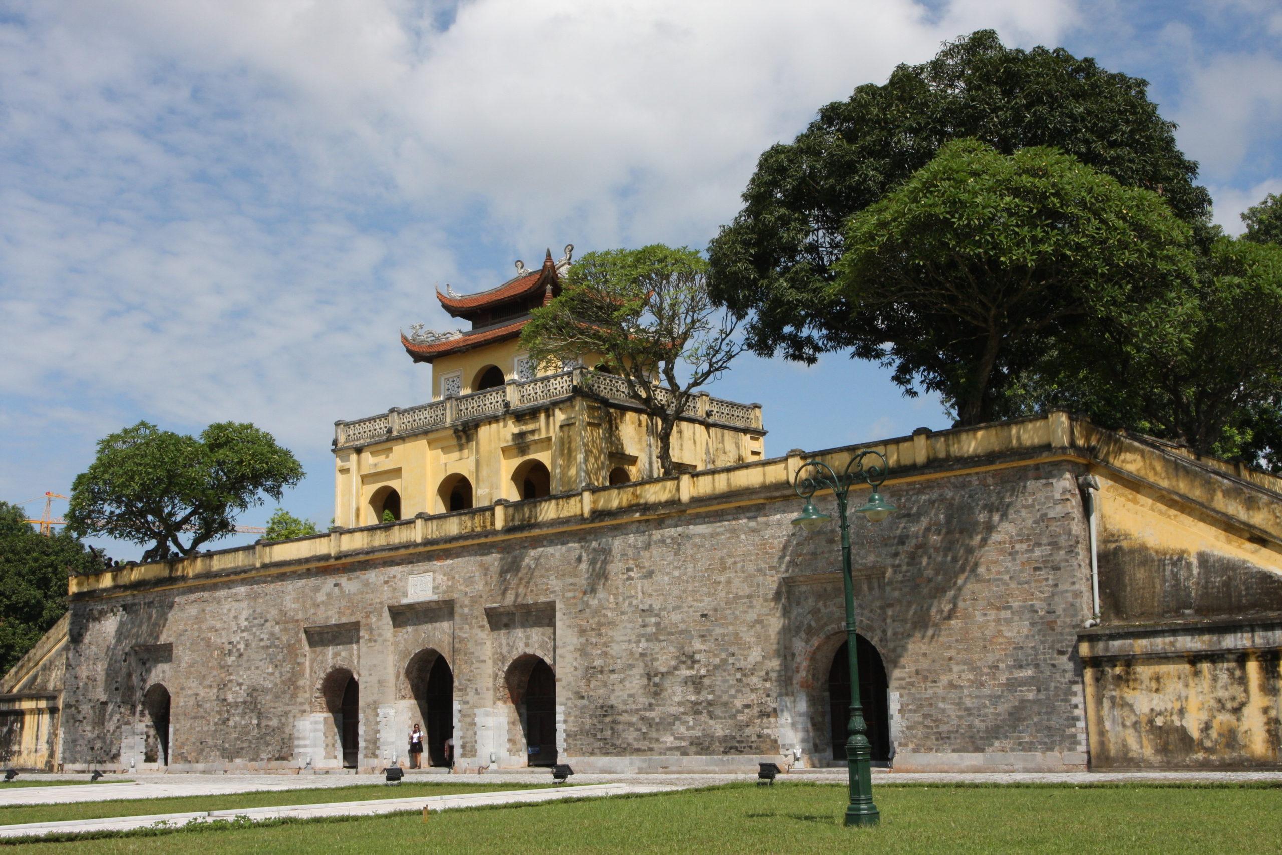 Фото крепости Ханоя