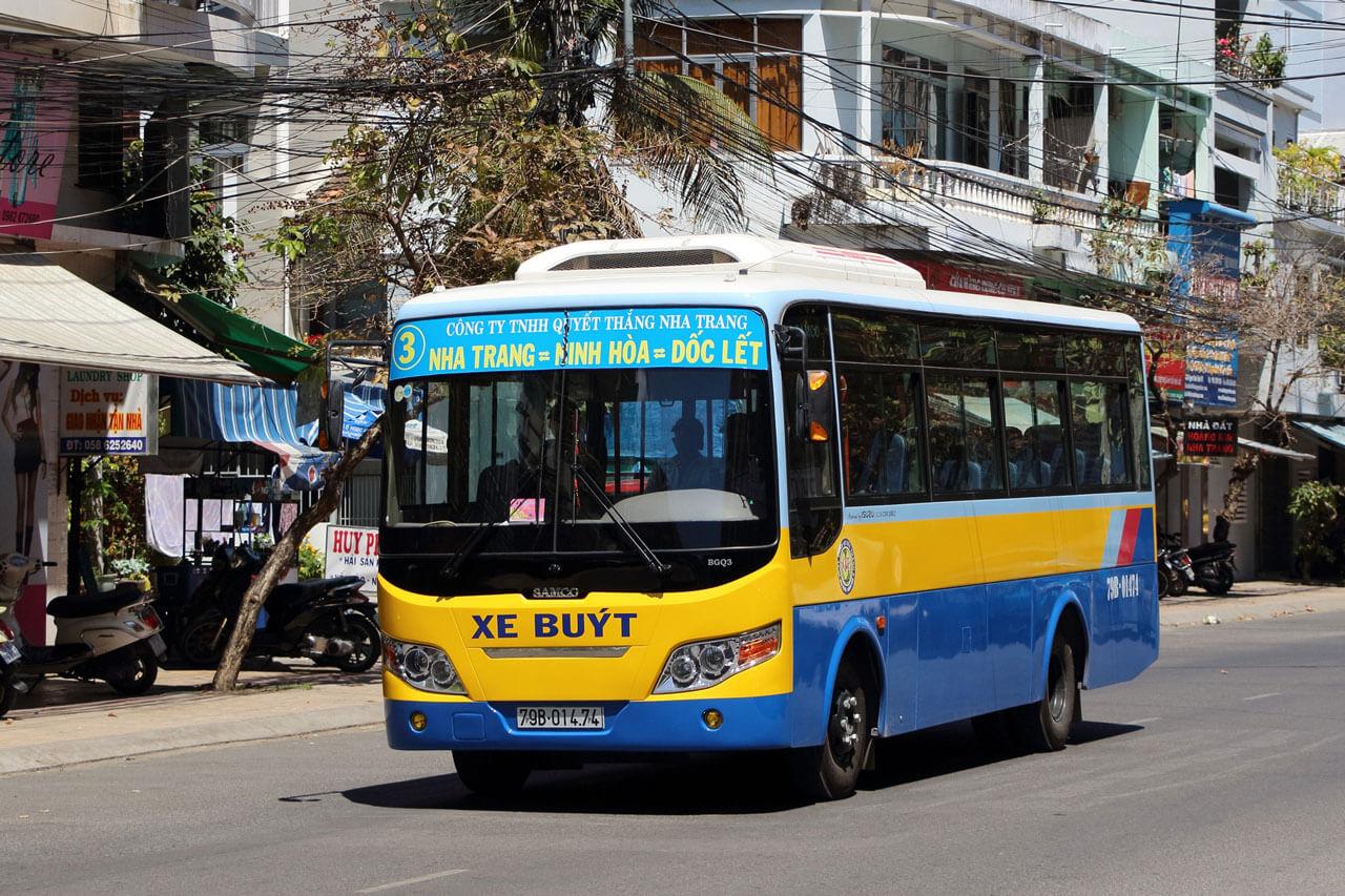 Фото автобуса №3