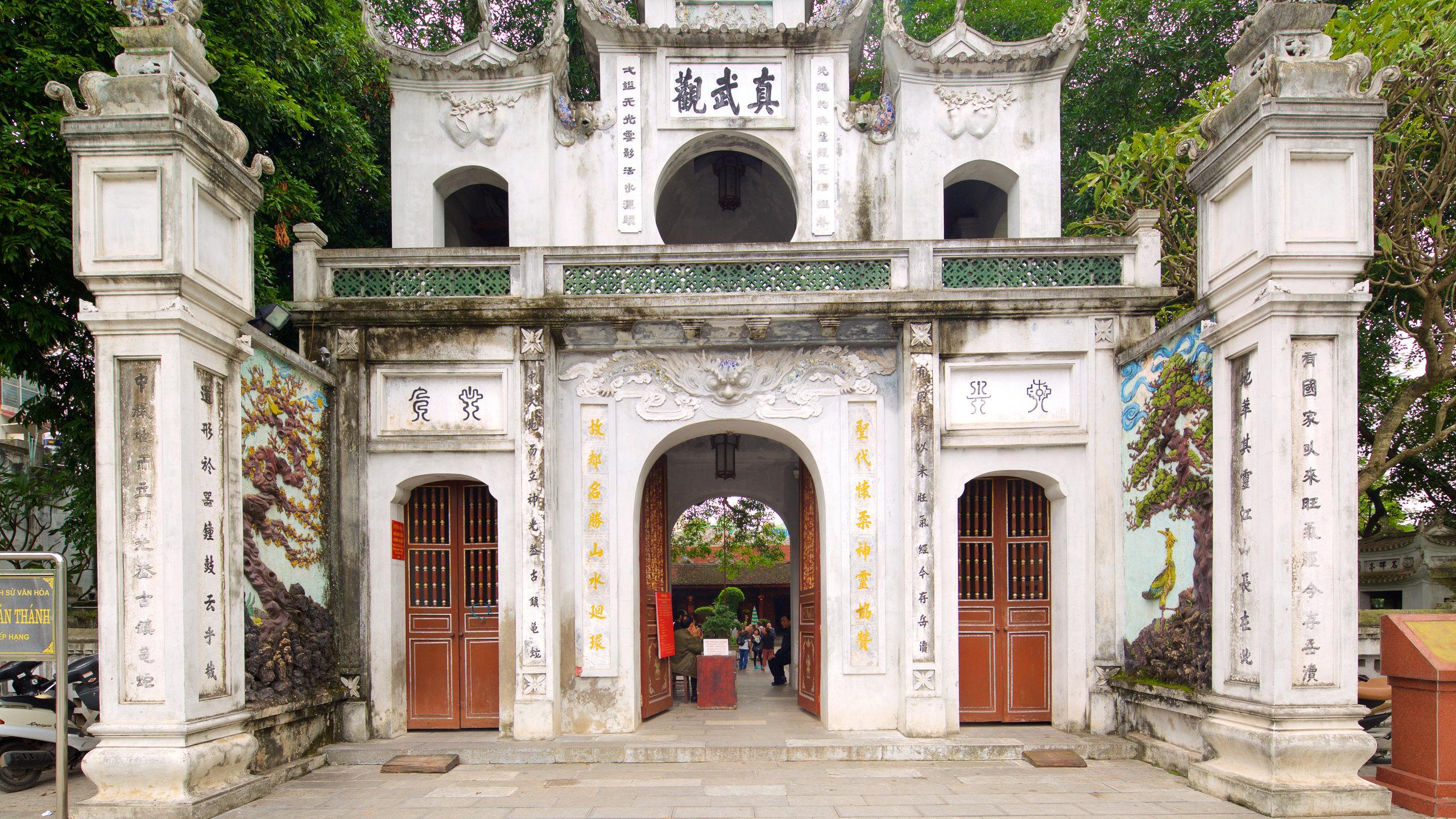 Фото храма Куан Тхань