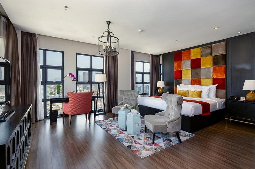Sanouva Danang - это роскошный бутик-отель