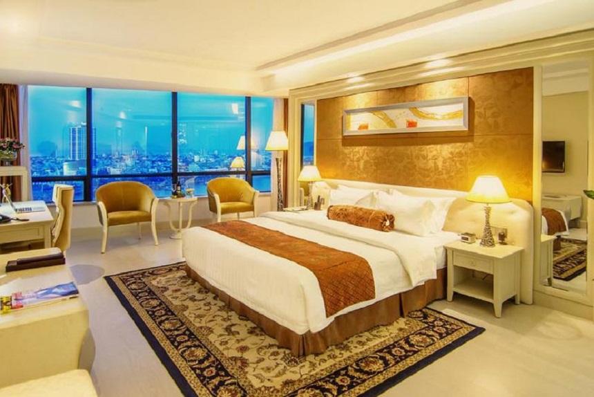 ТОП-25 лучших отелей и гостиниц Вьетнама.