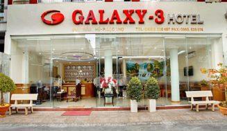 Отель Галакси (Galaxy 3 Hotel 3*) в Нячанге
