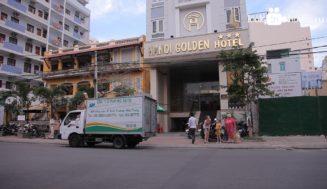 Ханой Голден Хотел 3* (Hanoi Golden Hotel 3*) в Нячанге