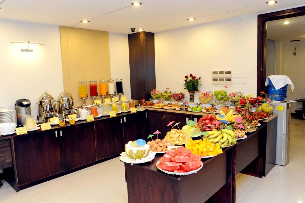 Фото еды в Hanoi Golden Hotel 3*