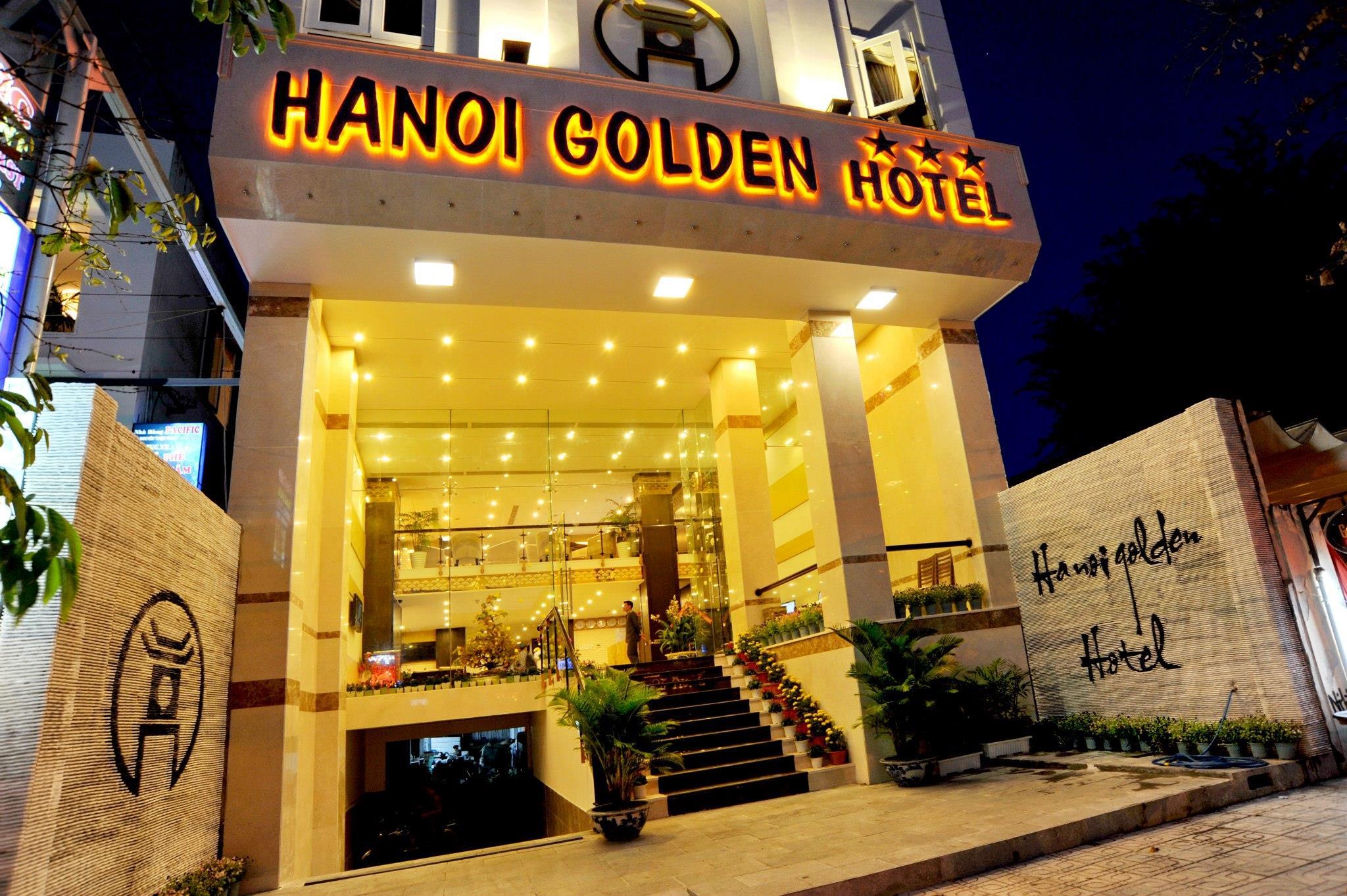 Фото Hanoi Golden Hotel 3*
