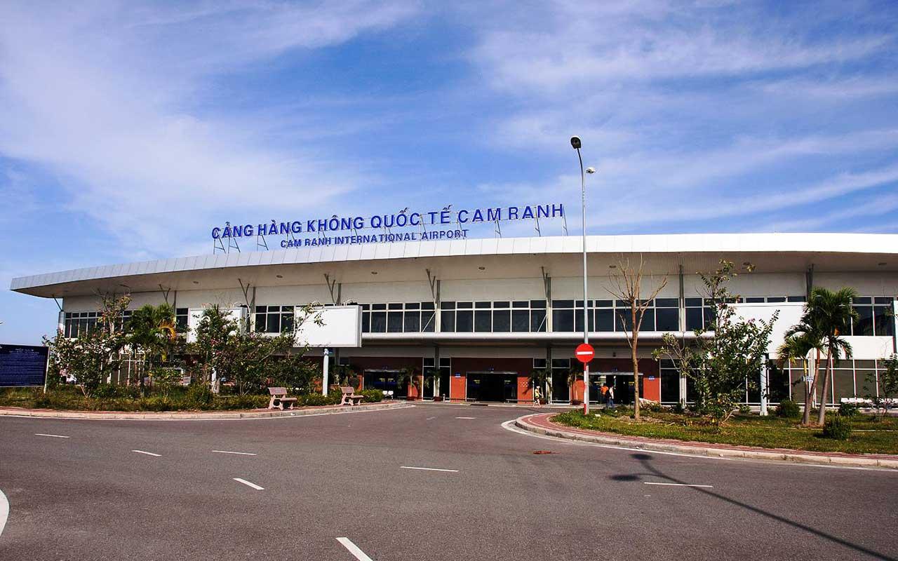 Фото аэропорта Камрани