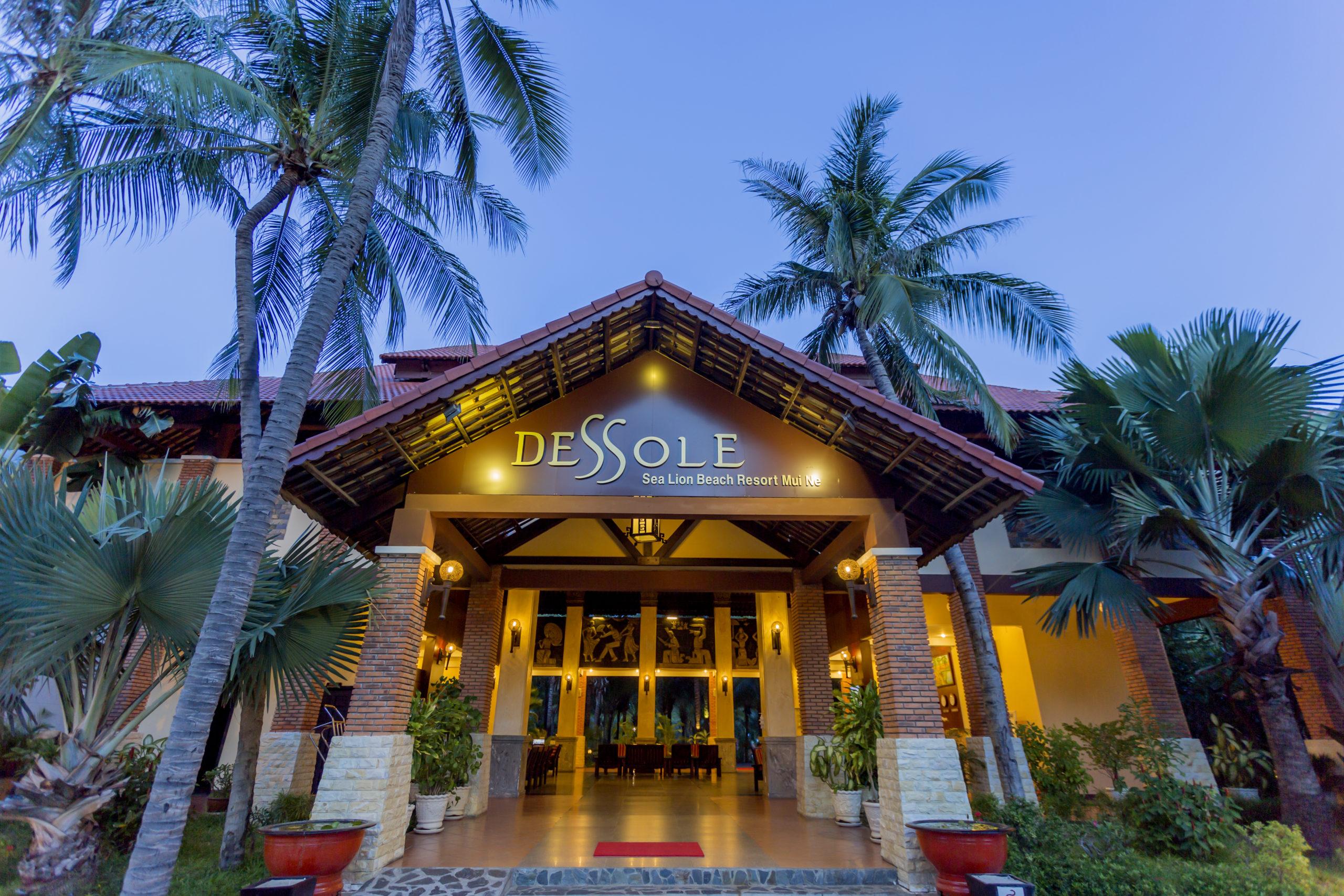 Фото Dessole Beach Resort — Mui Ne 4*