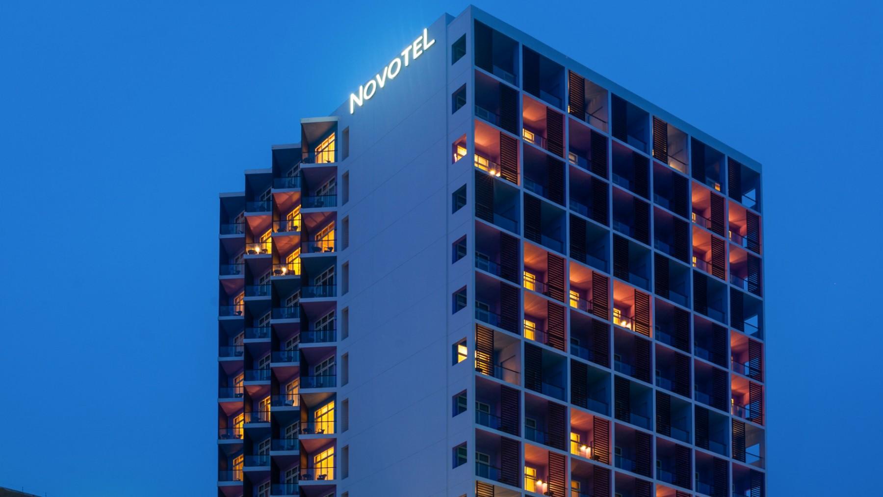 Фото отеля «Новотель»