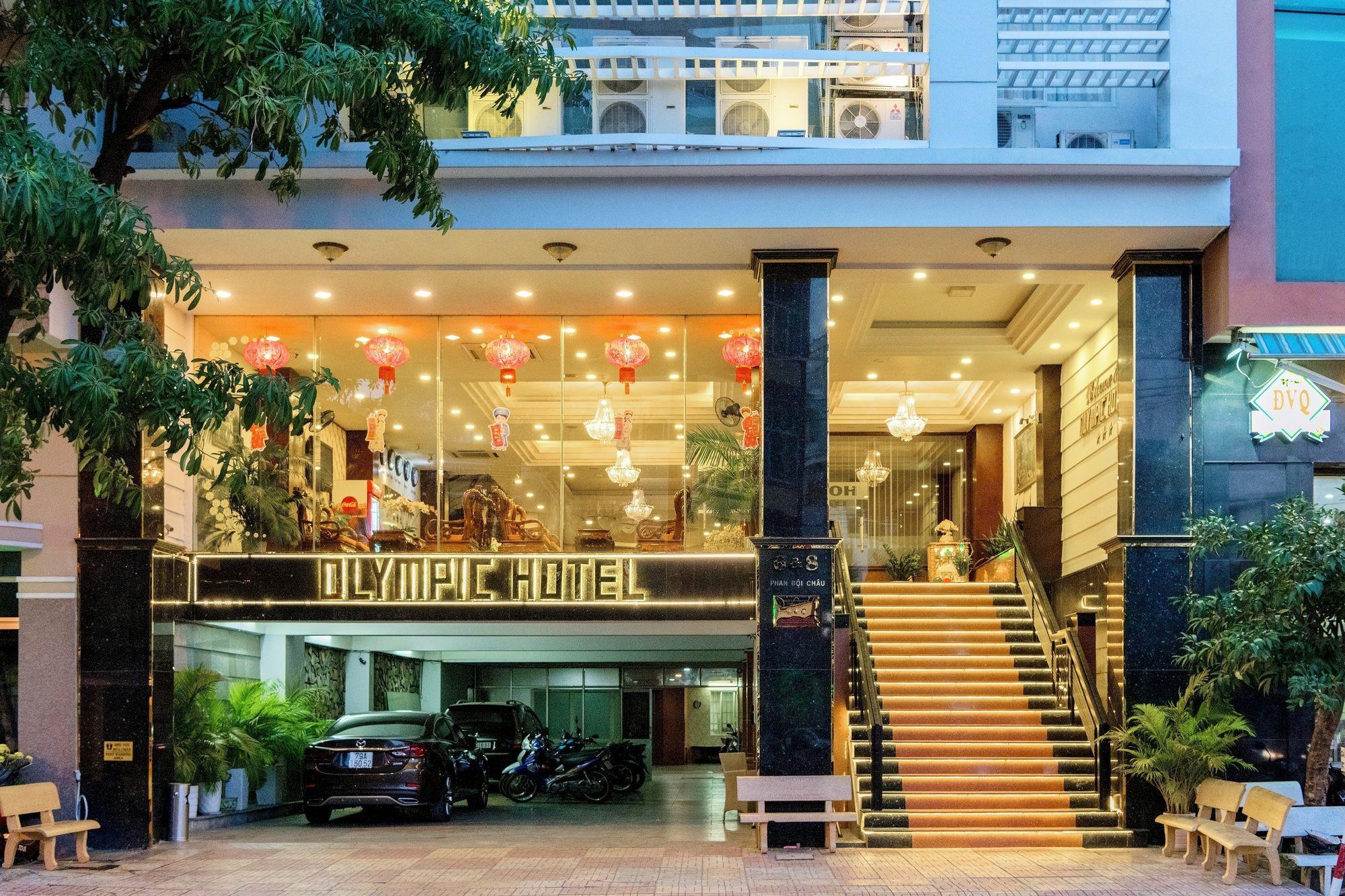 Фото отеля «Олипмик»
