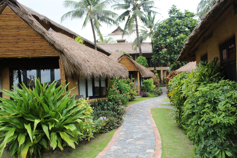 Экологичный Bamboo Village