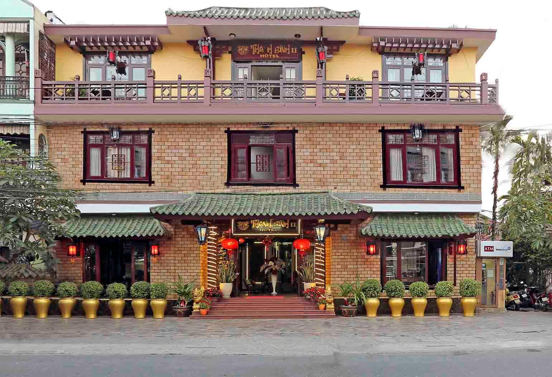 Hanh Minh - отель городского типа