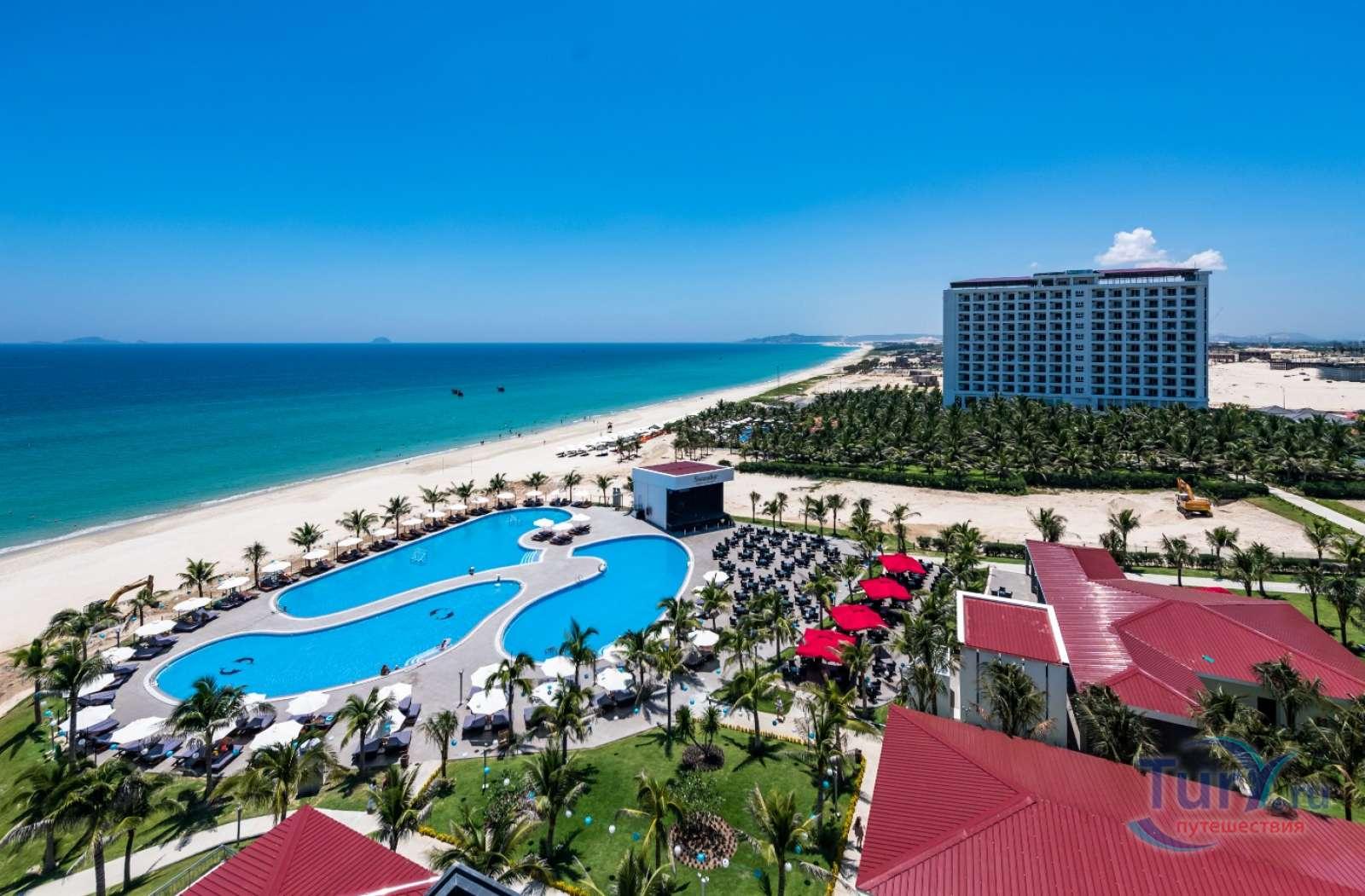 Красочный отель Swandor hotels Resorts Cam Ranh
