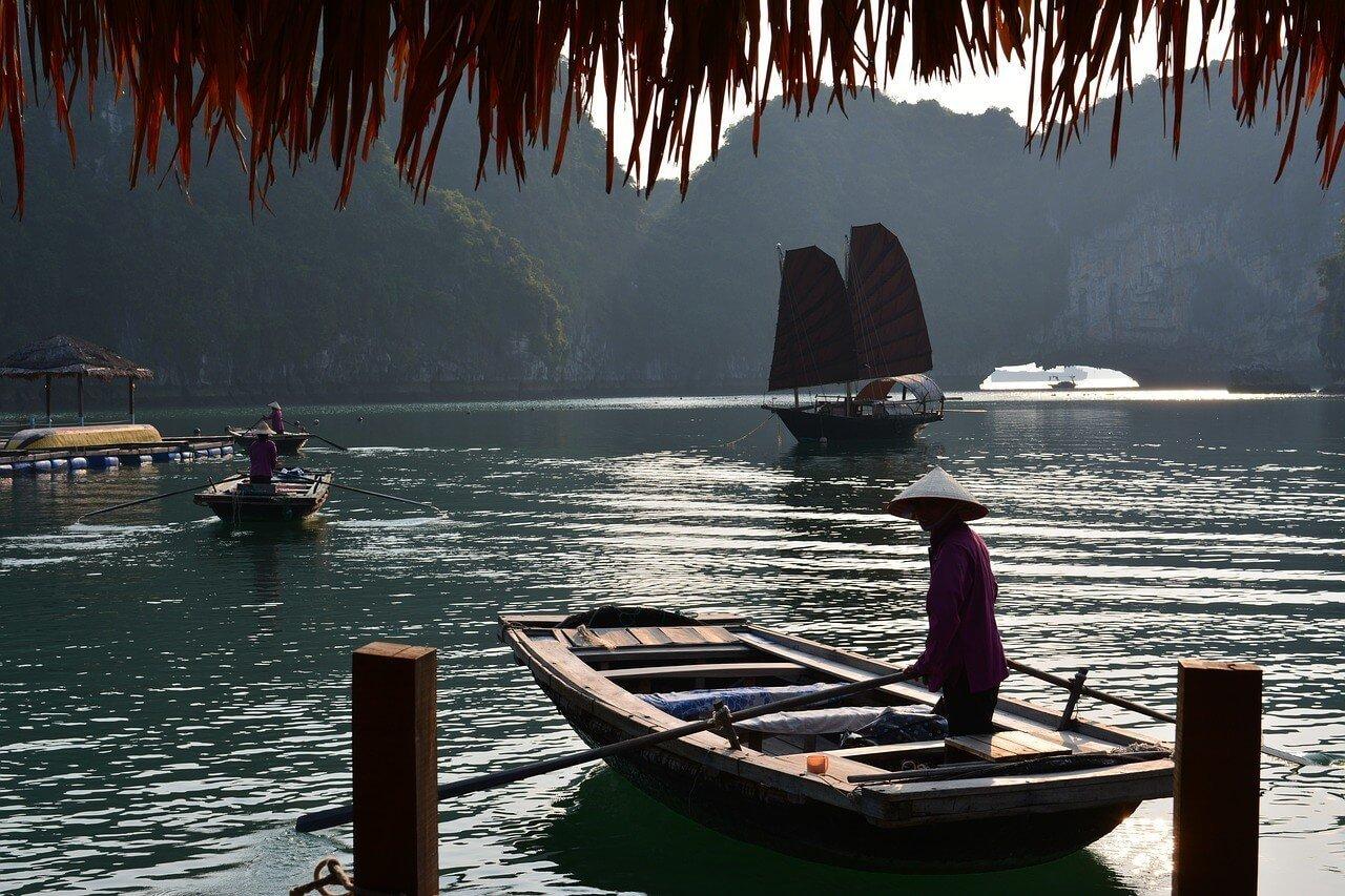 Фото Вьетнама в ноябре