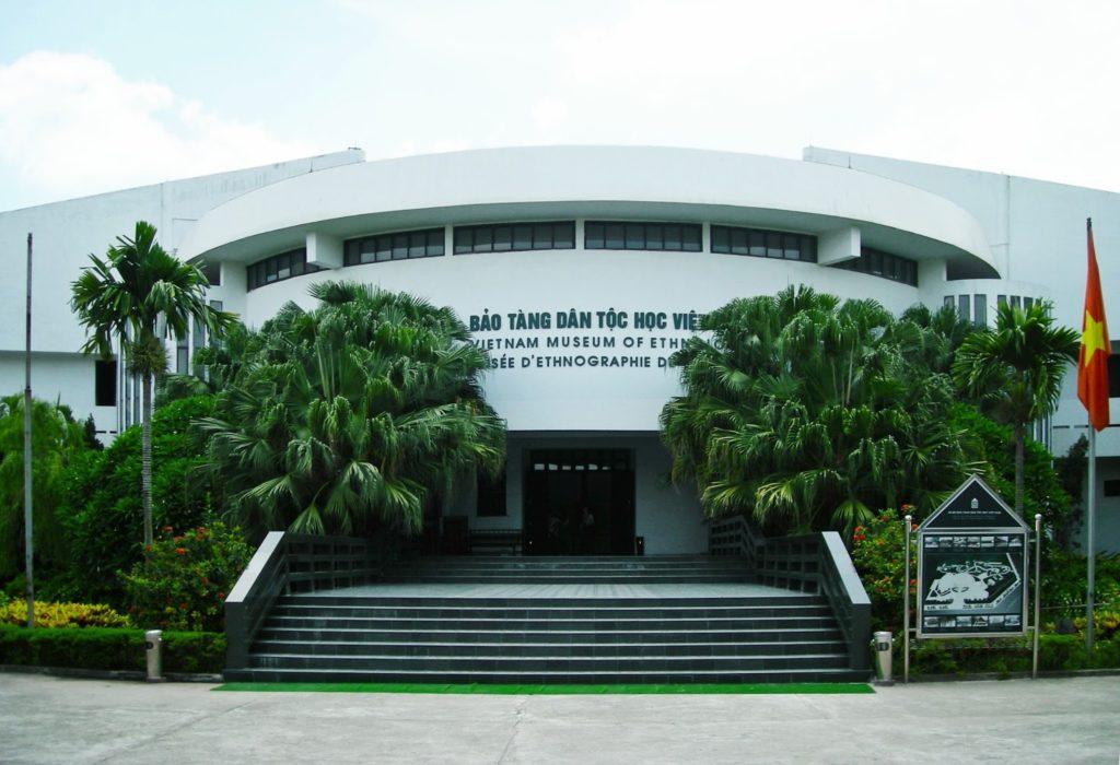 На фото Музей этнологии Вьетнама