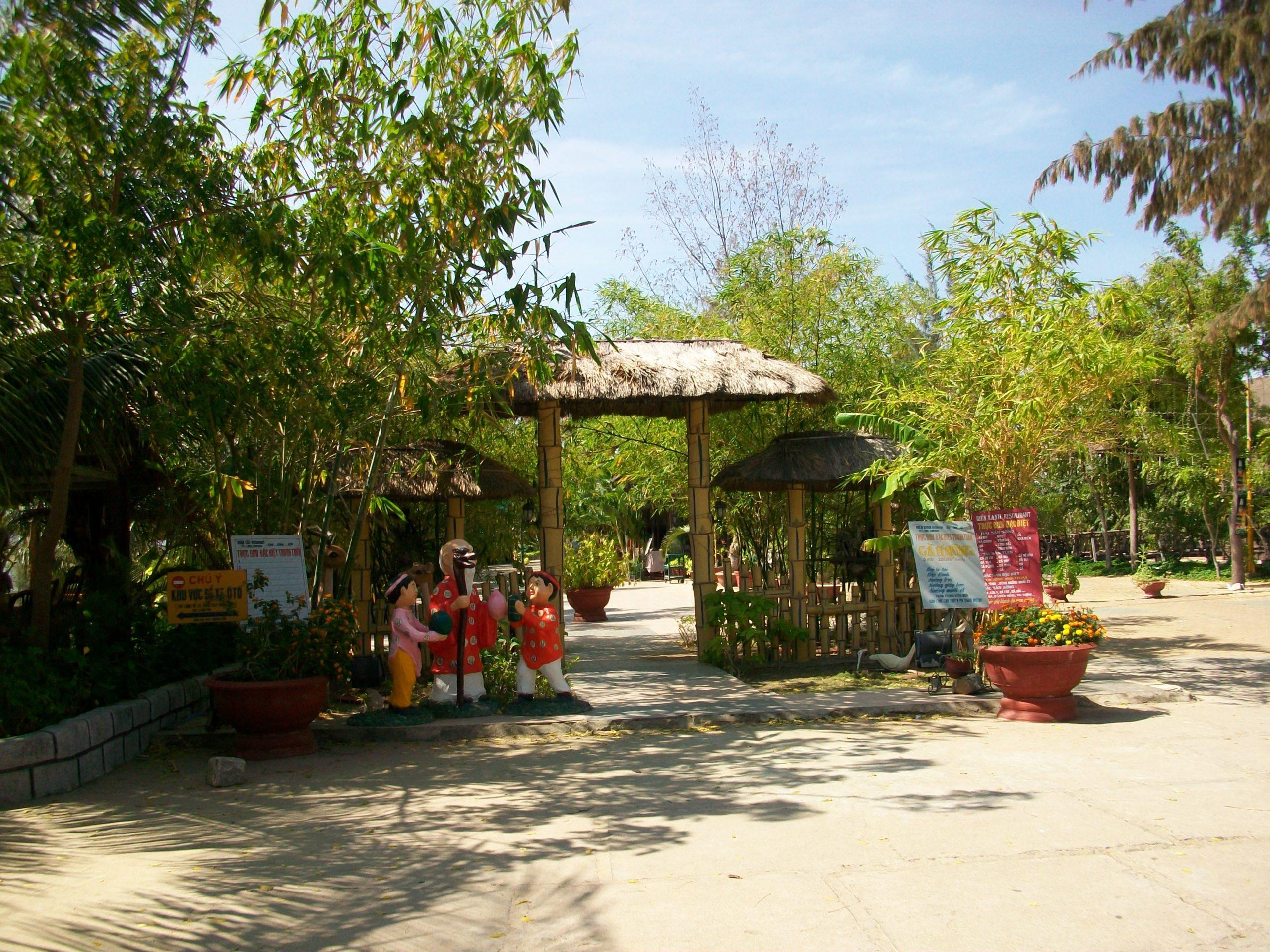 Отель Hoan Cau