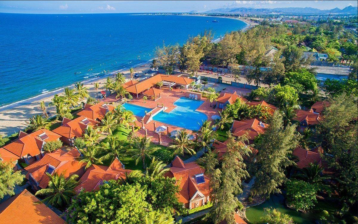 Отель TTC Resort Premium - Ninh Thuan