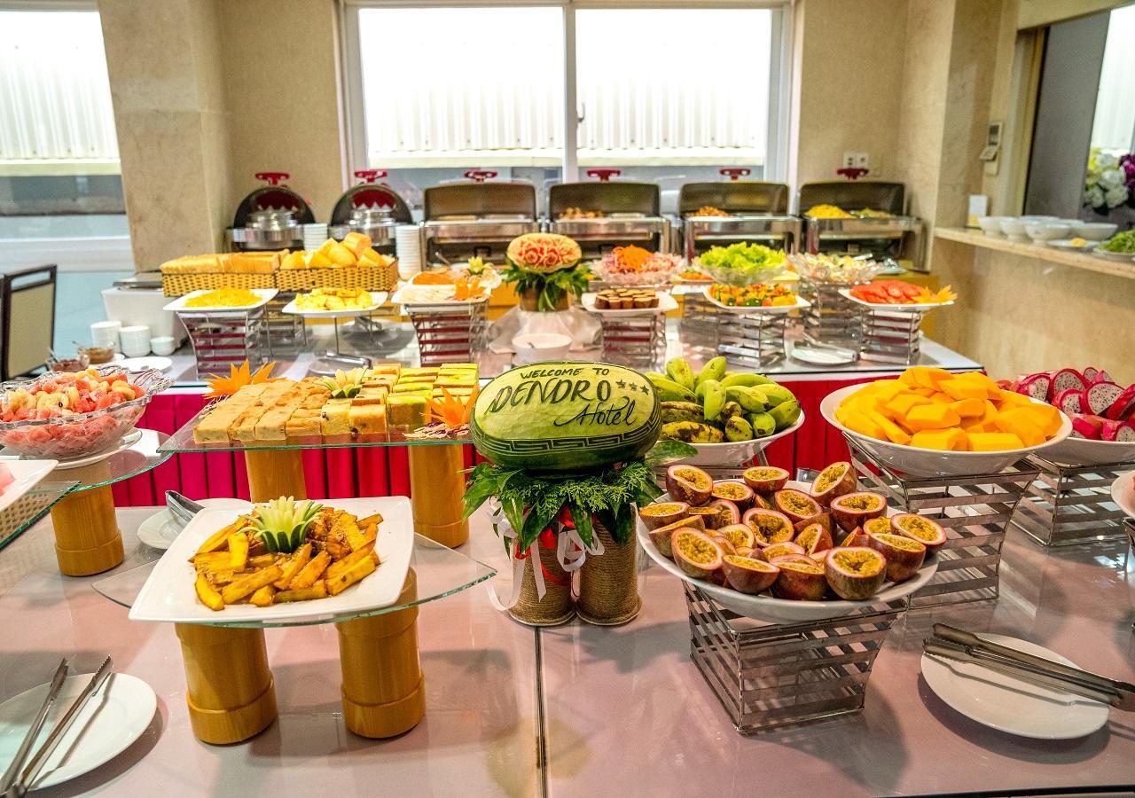 Особенности питания в Regalia Hotel